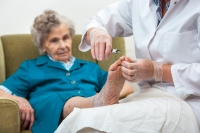Foot Conditions May Affect the Elderly